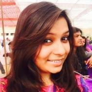 Rashi G. Class I-V Tuition trainer in Gurgaon