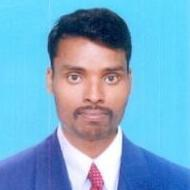 Selva Kumar BSc Tuition trainer in Chennai