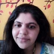 Bhavani R. Class 11 Tuition trainer in Bangalore