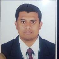 Shawez Khan Engineering Entrance trainer in Bangalore