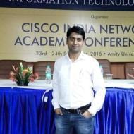 Naveen Chauhan Data Analytics trainer in Ghaziabad