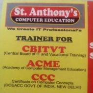 St. Anthonys Computer Education .Net institute in Mumbai