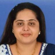 Shalini J. Class 9 Tuition trainer in Chennai