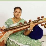 K Ramani Veena trainer in Chennai