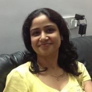 Tanu B. Yoga trainer in Bangalore
