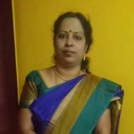Kanchana Class 9 Tuition trainer in Bangalore