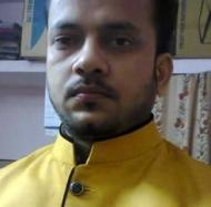 Pushpendra Kumar Singh Class 11 Tuition trainer in Ghaziabad