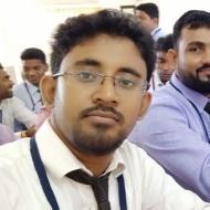 Sayantan Karmakar Class 9 Tuition trainer in Kolkata