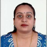 Madhuja V. Class 9 Tuition trainer in Bangalore