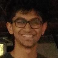 Ashwin Mohan Summer Camp trainer in Chennai