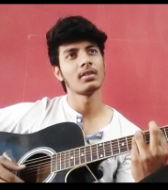 Anirudh K Guitar trainer in Bangalore