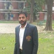 Manish Rathee B Ed Tuition trainer in Chandigarh