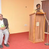 Allwyn Jeyadurai UGC NET Exam trainer in Tiruchendur