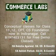 Raksha A. BCom Tuition trainer in Bangalore