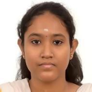 Swetha P. Class 9 Tuition trainer in Chennai