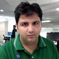 Amit iOS Developer trainer in Gurgaon