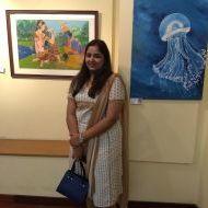 Devashree A. Drawing trainer in Kolkata