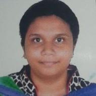 Roshna R. MSc Tuition trainer in Hyderabad