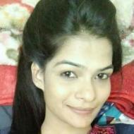 Shivani S. BSc Tuition trainer in Delhi