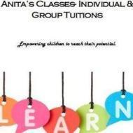 Anita's Academic Tution Classes Class I-V Tuition institute in Ahmedabad