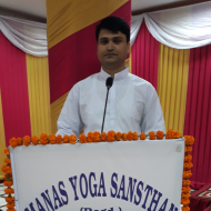 Sandeep Mishra Yoga trainer in Delhi