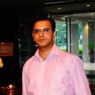 Rajesh Pathak Microsoft Excel trainer in Delhi
