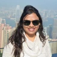 Manasa D. Vocal Music trainer in Chennai
