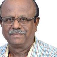 Krishnan Pillai Spoken English trainer in Chennai