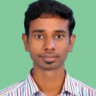 Prasanth E Class 6 Tuition trainer in Chennai