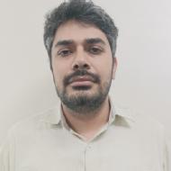 Jitender Arora Quantitative Aptitude trainer in Delhi
