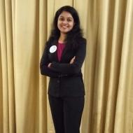 Ksheeraja P. Spoken English trainer in Visakhapatnam