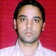 Deepak Kumar Ahlawat Math Olympiad trainer in Meerut
