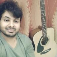 Sumit Vishwakarma Guitar trainer in Bangalore