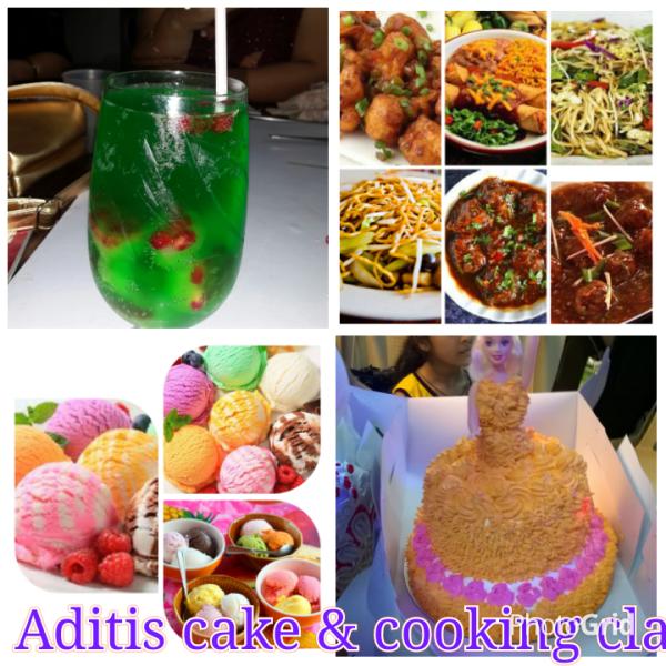 Aditis Cake and Cooking Classes in Borivali West, Mumbai