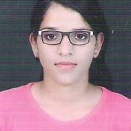Saloni N. Class 6 Tuition trainer in Gurgaon