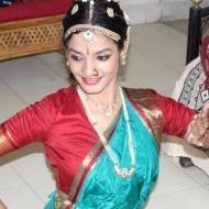 Vaishnavi S. Dance trainer in Pune