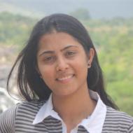 Shalini A. Yoga trainer in Bangalore