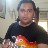 Piyush Srivastava Guitar trainer in Noida