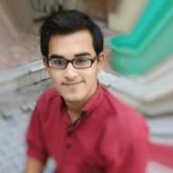 Shivam Bansal Class I-V Tuition trainer in Agra