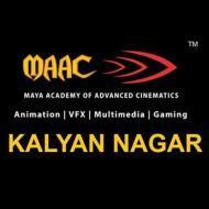 MAAC Visual effects VFX institute in Bangalore