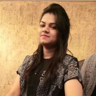 Kritika C. Creative Writing trainer in Jabalpur