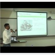 Adrian Lloyd IELTS trainer in Bangalore
