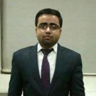CA Dhananjay Ojha UPSC Exams trainer in Delhi