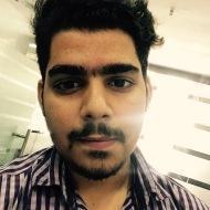 Pulkit Vyas BCom Tuition trainer in Delhi