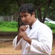 Naveen Chakravarthi Self Defence trainer in Hyderabad