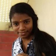 Archana A. BA Tuition trainer in Chennai
