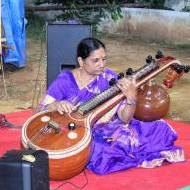 Vasanta Rani Veena trainer in Hyderabad