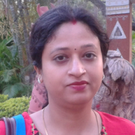 Paramita B. Vocal Music trainer in Bangalore
