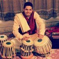 Wangmay G. Tabla trainer in Pune