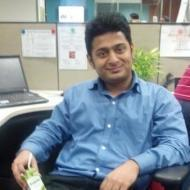 Sidhesh Mangle Microsoft Excel trainer in Pune